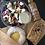 Thumbnail: Lunsjpakke salat, drikke og bakevare