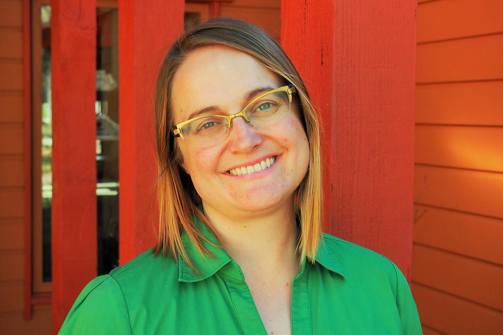 Heather Bowler, Director of Progessive Christian Education
