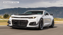 2018 Camaro ZL1 1LE First Drive: The Ultimate Track-Ready Camaro