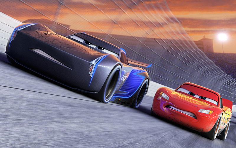 Cars 3 Storm - McQueen