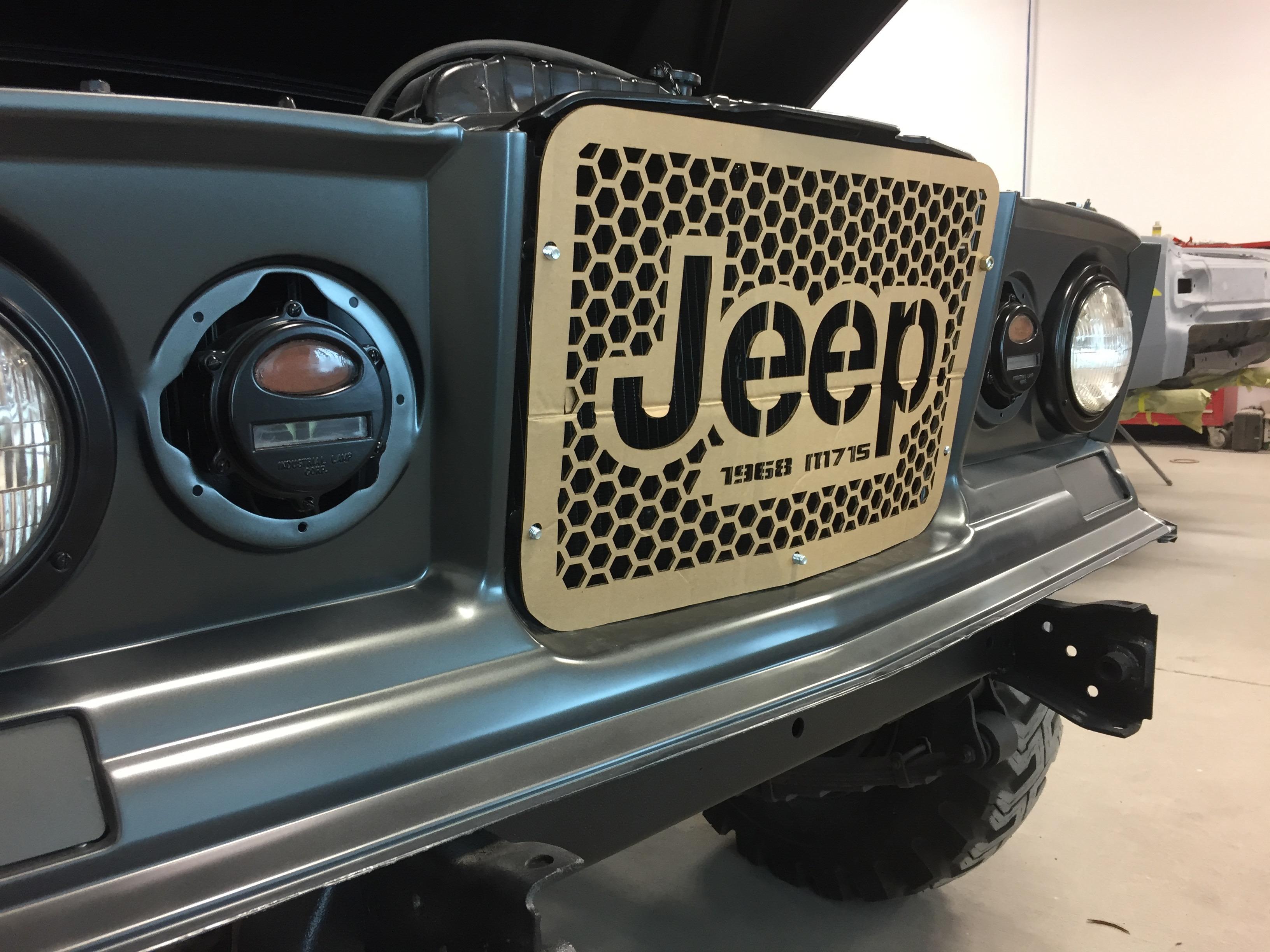 1968 Jeep M715