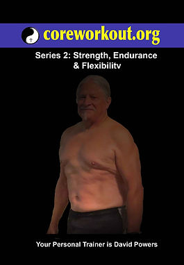 Core workout dvd #2 cover image