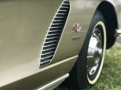 1962 Chevrolet Corvette Stingray