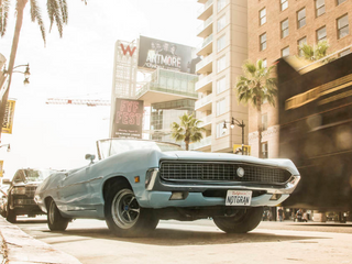 MEET HARRIET, A FORD TORINO GT WITH IMPECCABLE TIMING