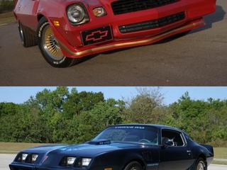This or That: 1979 Chevy Camaro Z28 versus 1979 Pontiac Firebird Trans Am