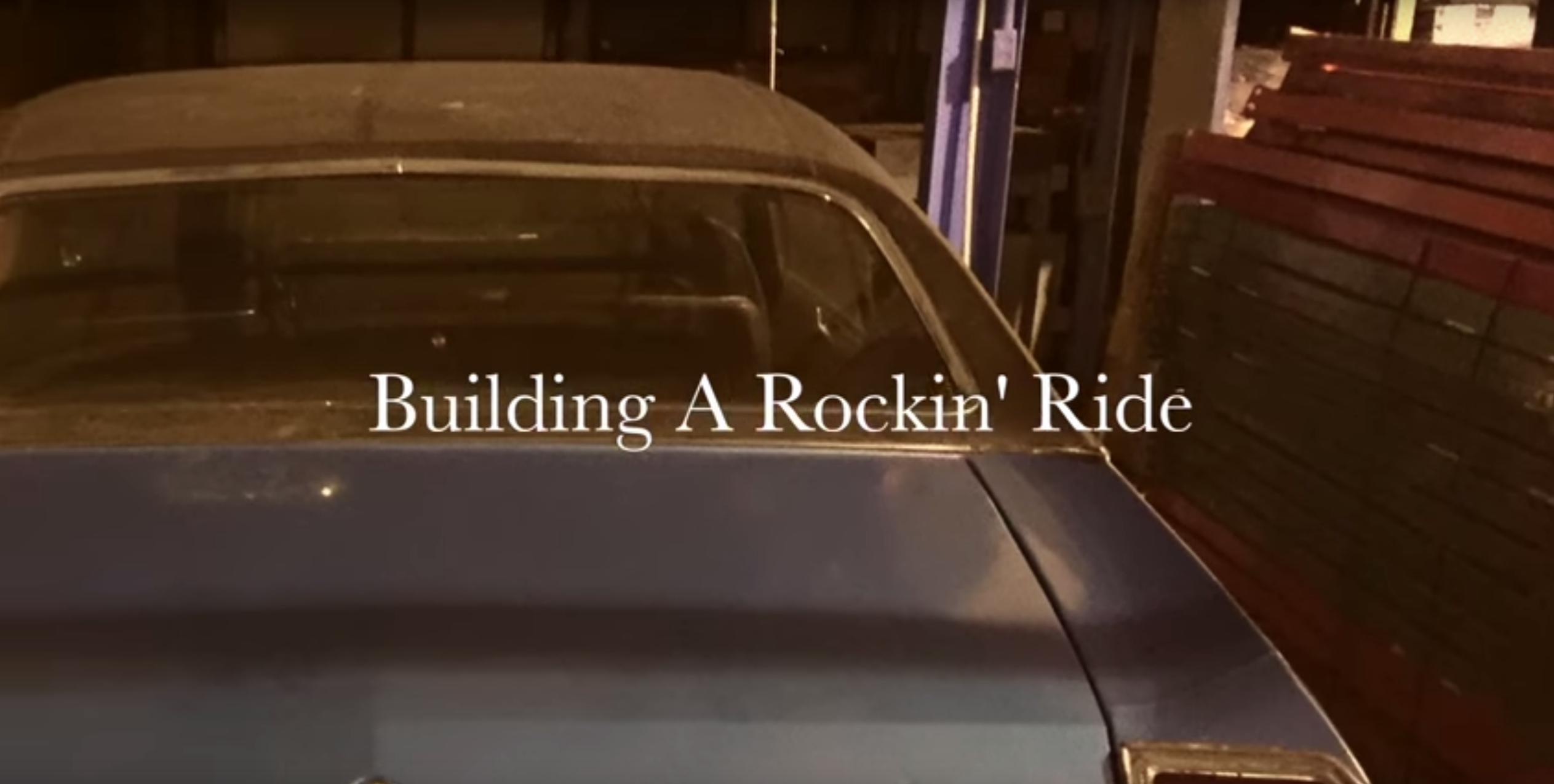 Building A Rockin' Ride