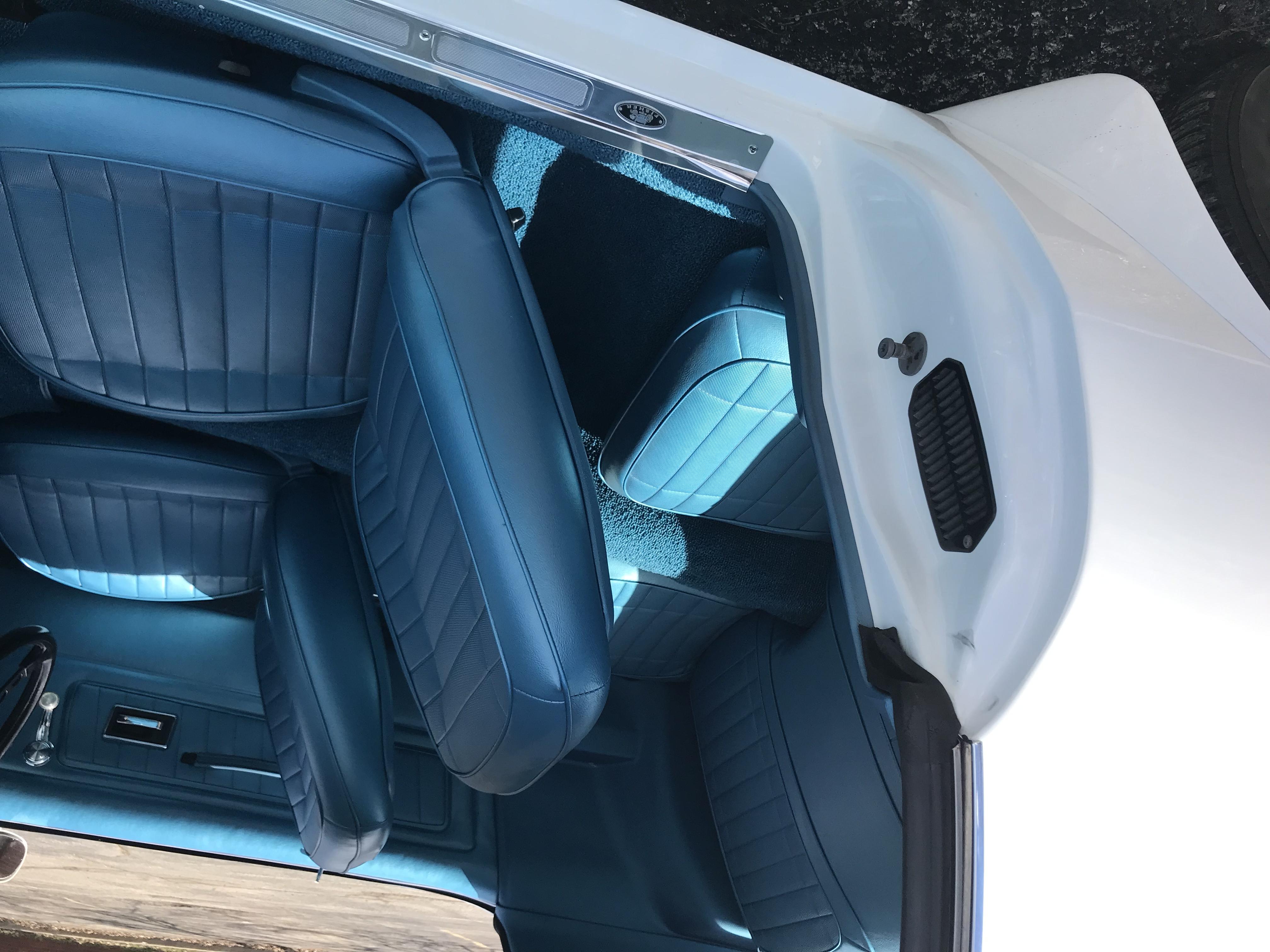 1970 Pontiac TransAM