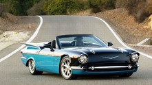789 Chevy Corvette Concept Car - Sweet, Smooth and Sassy!