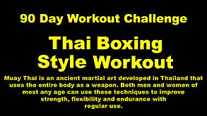 YouTube icon for Thai Boxing Style Worko
