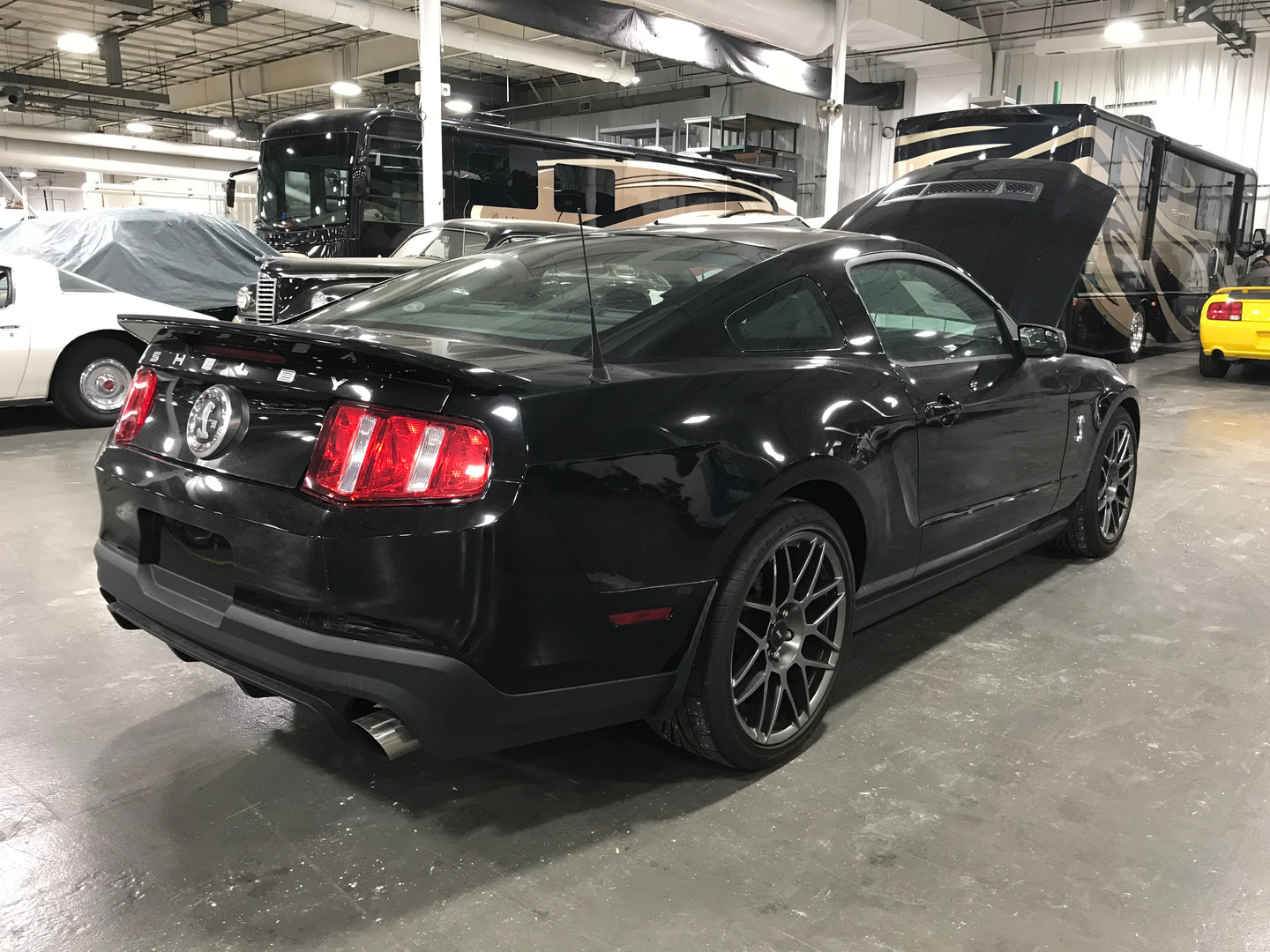 2012 Ford Mustang GT 500