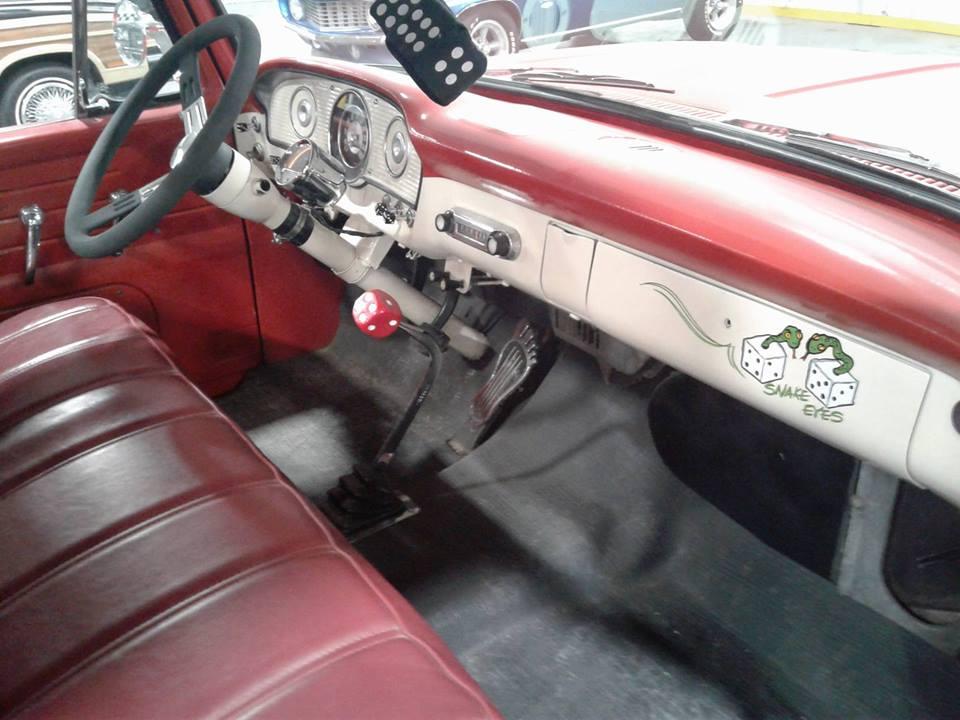 1961 Ford F100 Pickup