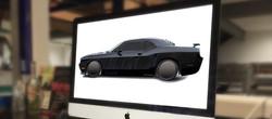 2012 Challenger Mockup Design