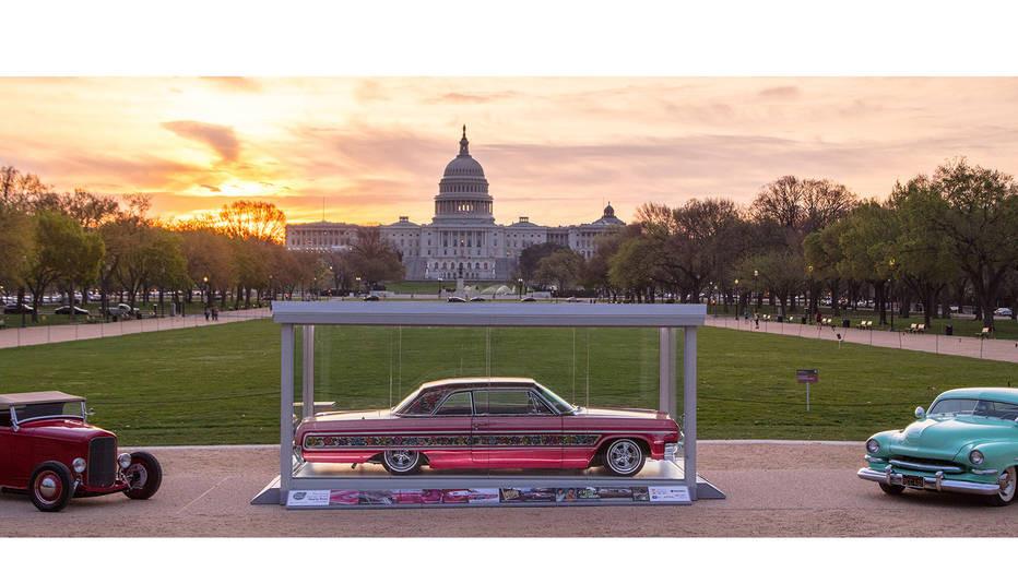 Legendary Custom Cars In Washington DC