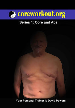 cover core workout #1 dvd