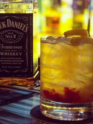Jack Daniels Mixer