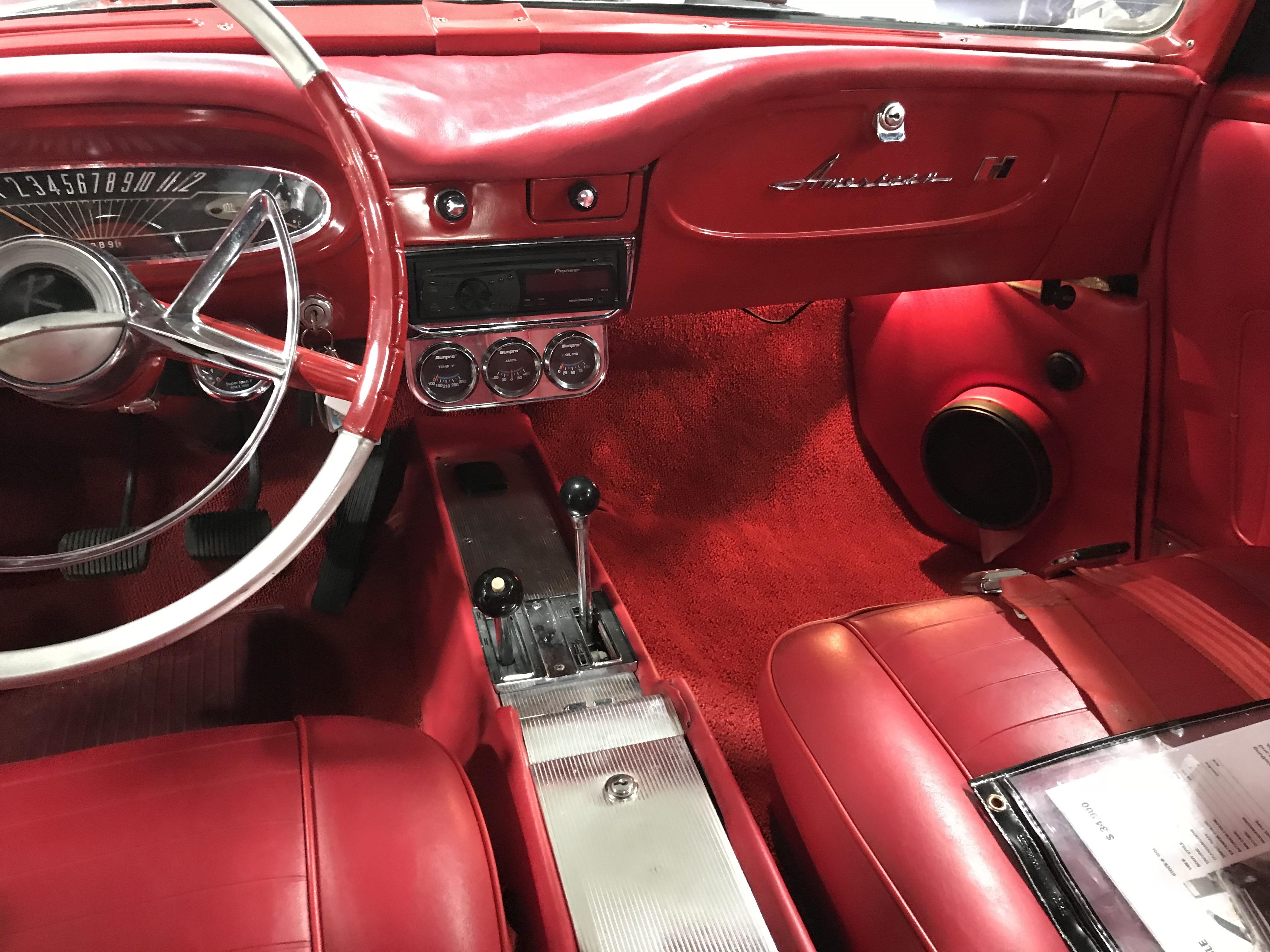 1962 Rambler American 400