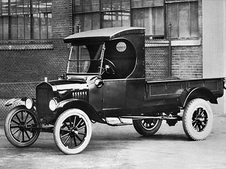 Today Marks The 100th Birthday of The Ford Pickup Truck
