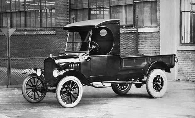 Ford TT Rig