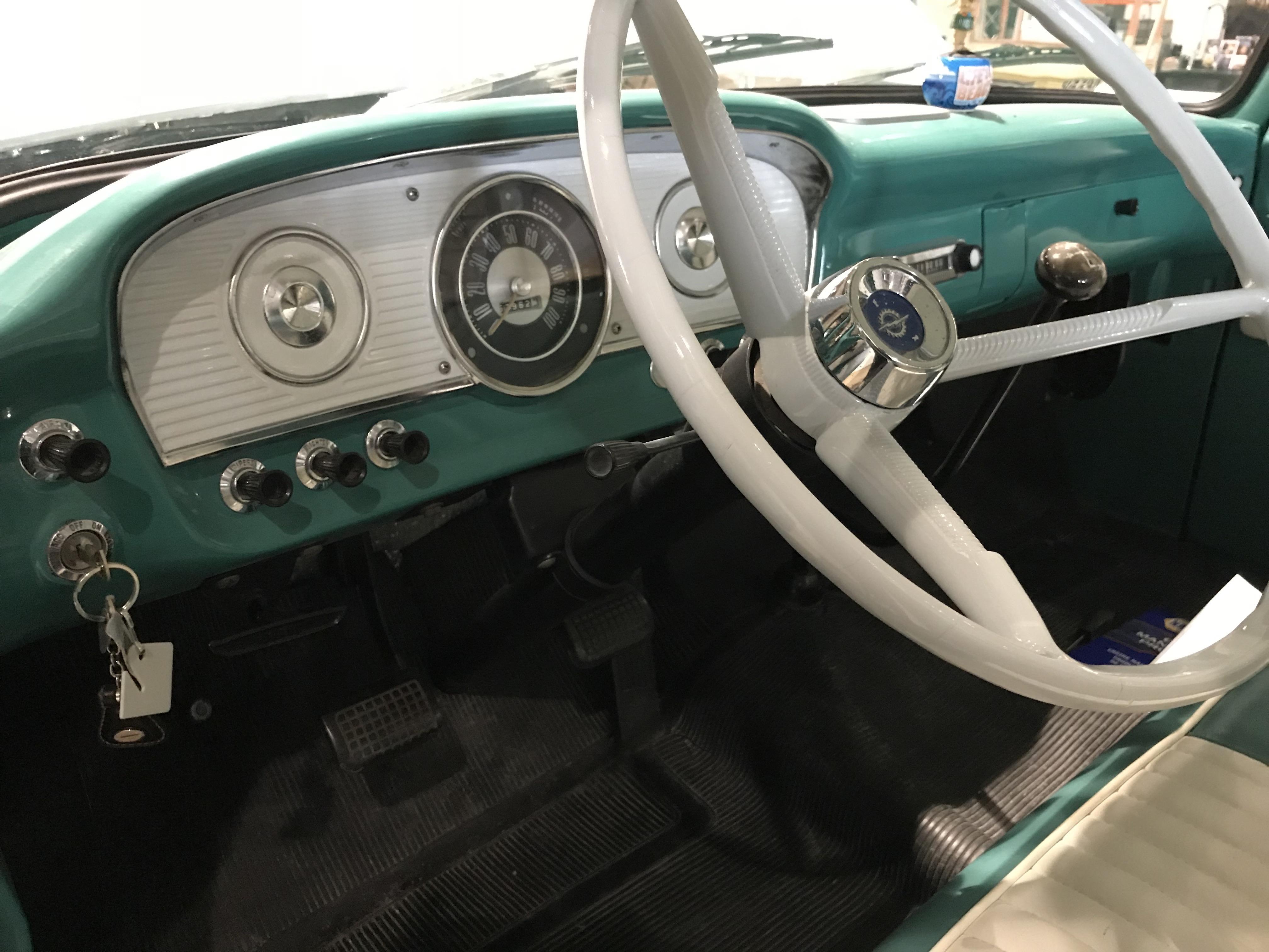 1961 Ford F100 Custom Cab Pickup