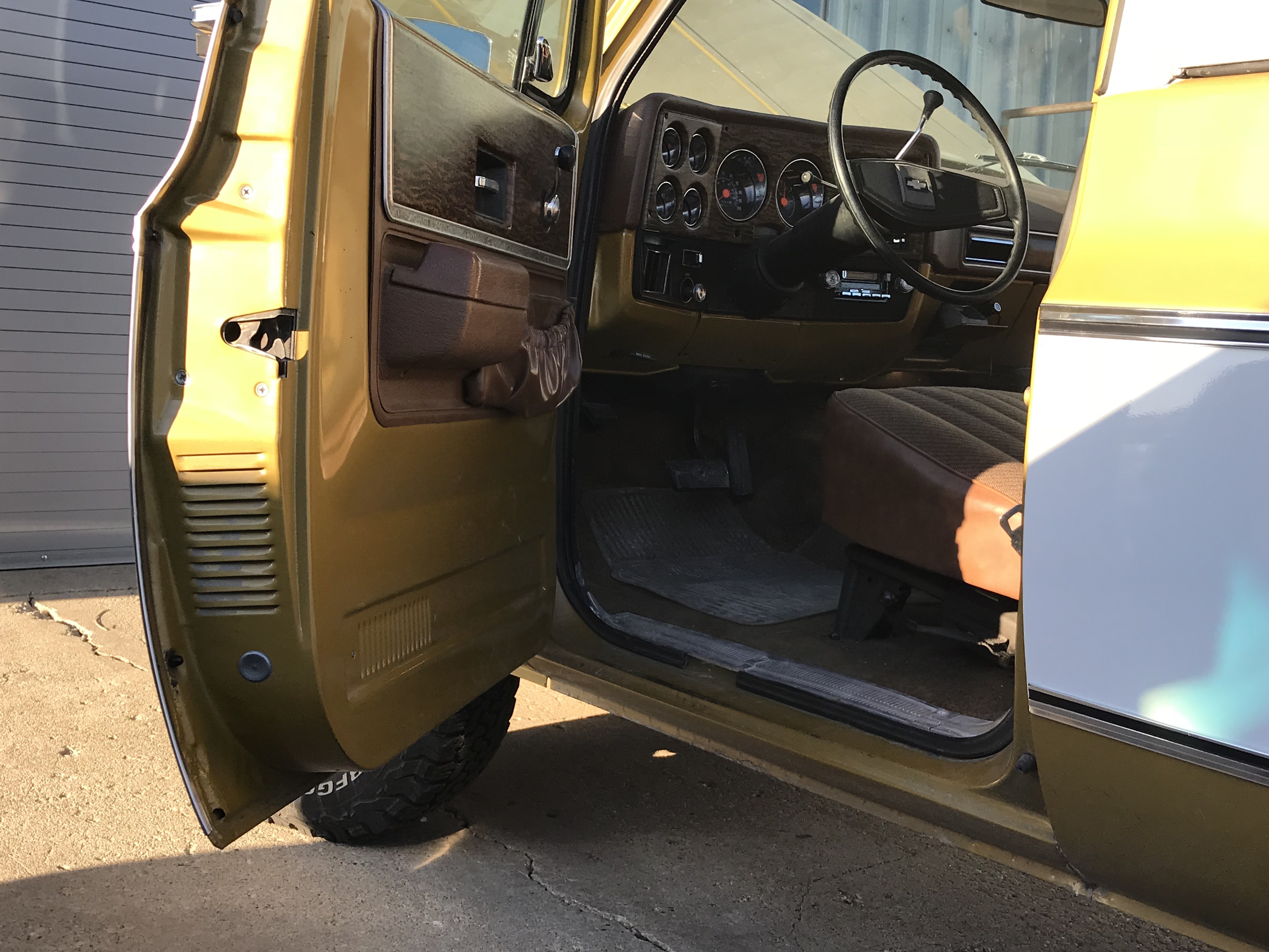 1976 Chevrolet Blazer K5