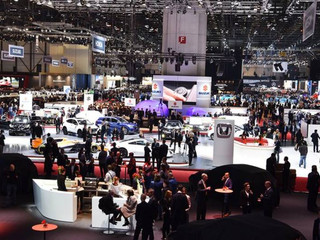 2017 Geneva Motor Show: It's Not Just About Supercars - though plenty will be there!