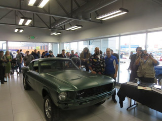 """""""Lost"""" Bullitt Mustang Surfaces In Mexico"""