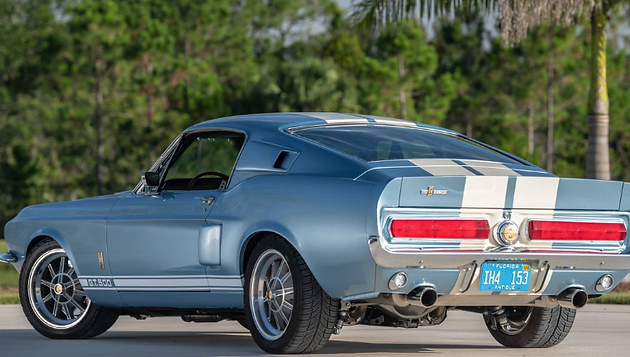 1967 REVOLOGY MUSTANG SHELBY GT350/GT500 FIRST DRIVE: ALL ...