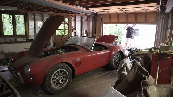 Here's What It's Like to Find $8 Million Worth of Cars in a Random