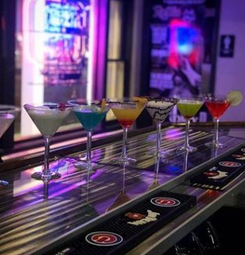 Studio Hotrods Roadhouse Martini's