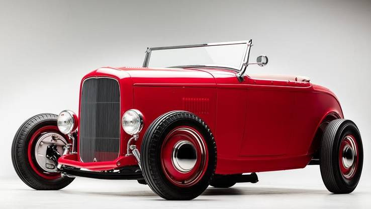 '32 McGee Roadster - Bob McGee