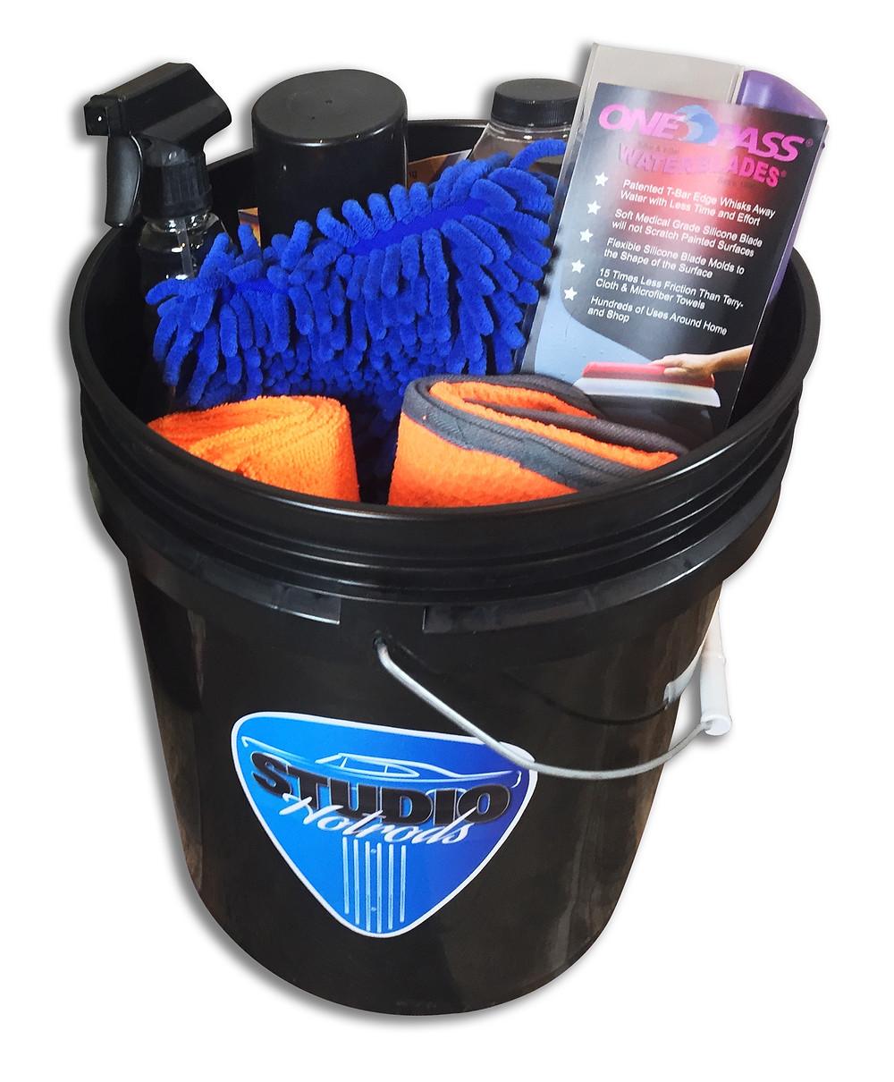 SHR Garage Starter Kit