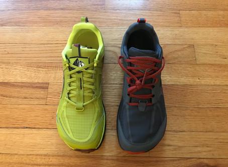 Comparison: Altra Lone Peak 4.5 vs Altra Lone Peak 4.0 Shoes