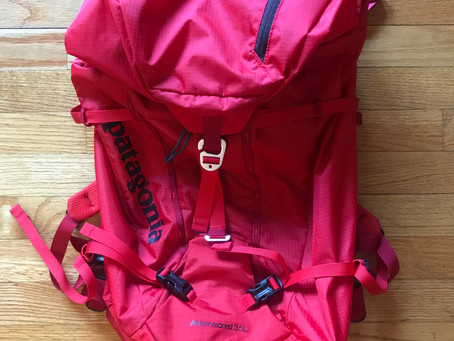 Gear Review: Patagonia Ascensionist 35L