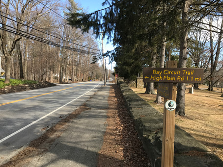 Bay Circuit Trail: Hiking The 230 Mile Emerald Necklace of Massachusetts (Section 5)