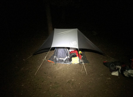 Gear Review Video: Ultimate Direction FK Tarp & FK Bivy