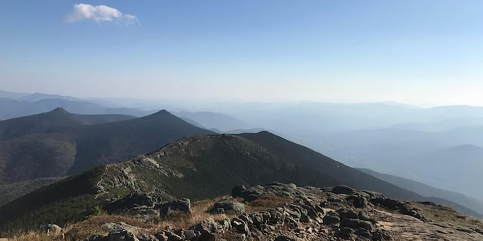 White Mountains Backpacking Adventure