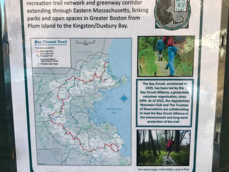 Bay Circuit Trail: Hiking The 230 Mile Emerald Necklace of Massachusetts (Section 2)
