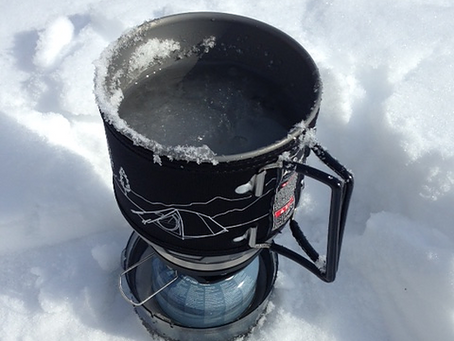 Tips For The Trail: Treating Water During Winter Trips