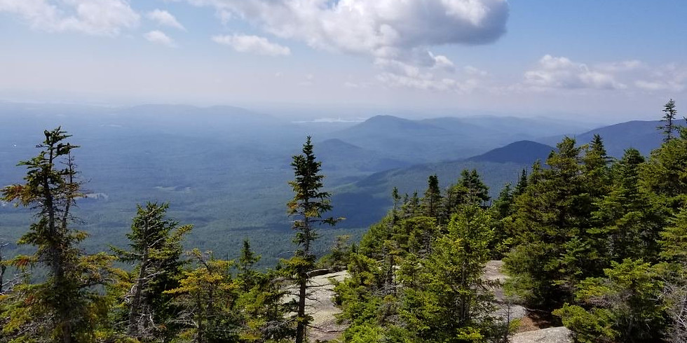 White Mountains Backpacking Adventure: Sandwich Dome Loop