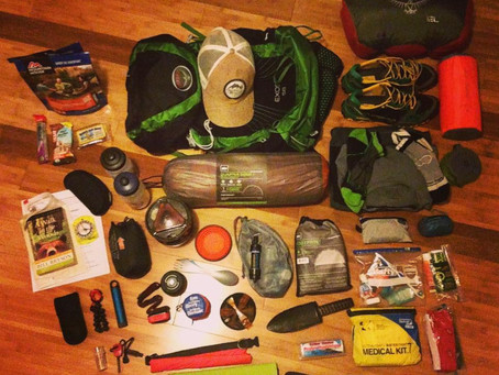 A 3-Season Weekend Trip Backpacking Checklist