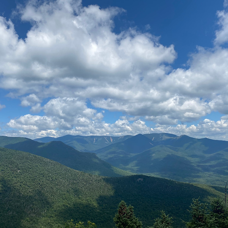 Hiking In New Hampshire's White Mountains