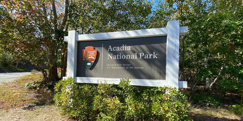 Acadia National Park Webinar