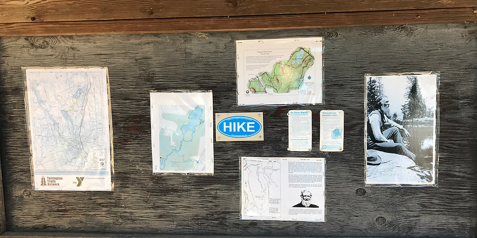 Blue Blaze Trails Fall Hike Series: John Muir Trail