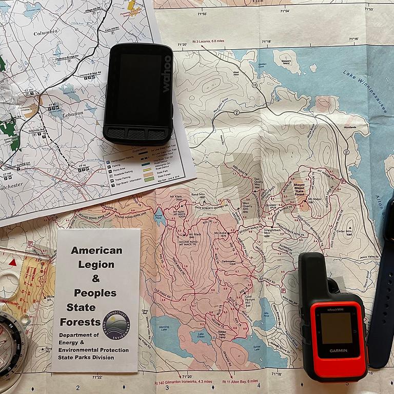 Outdoor Navigation Workshop