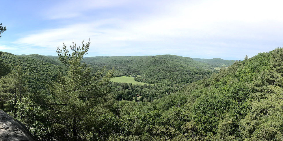 Backpacking Adventure On The Appalachian Trail/Mohawk Trail