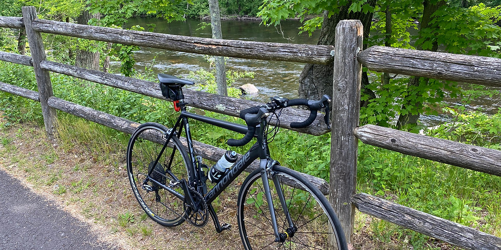 Southern New England's Rail Trails