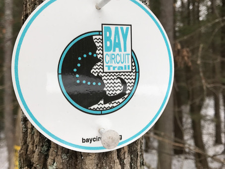 Bay Circuit Trail: Hiking The 230 Mile Emerald Necklace of Massachusetts (Section 3)