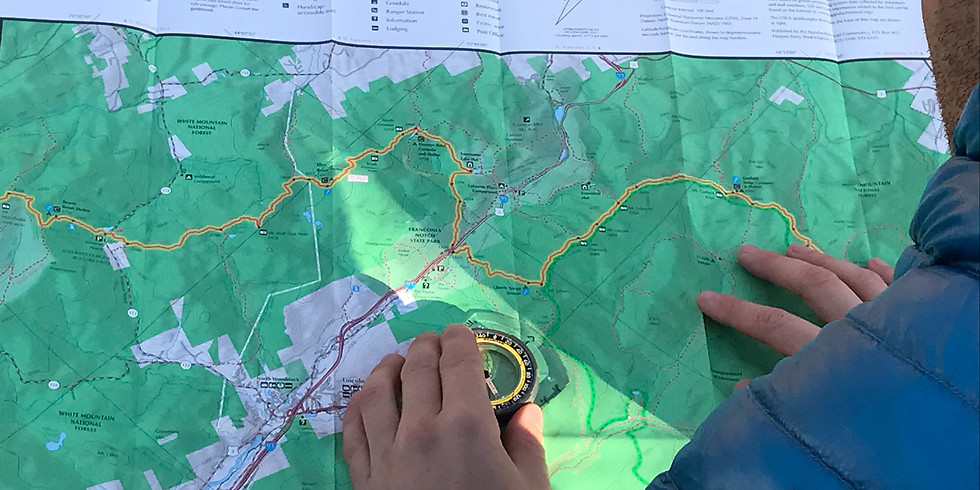 Navigation Tools For The Backpacker: Map & Compass Workshop