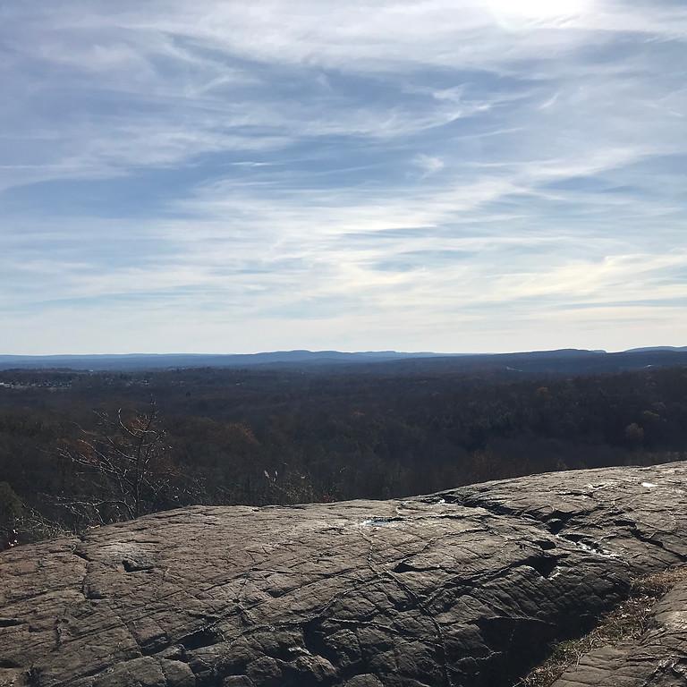 First Day Hike: Rattlesnake Mountain & Pinnacle Rock