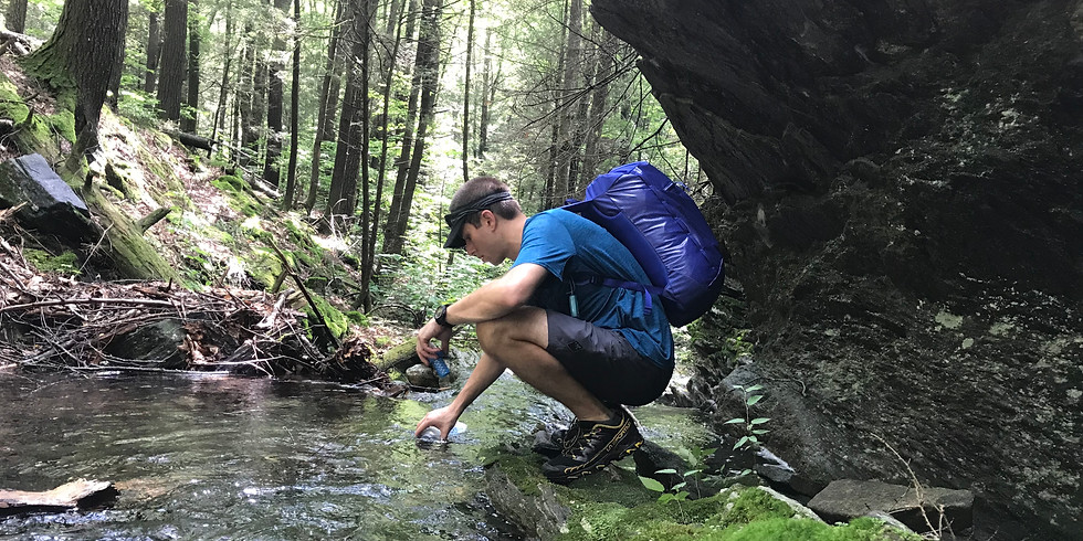 Lightweight Backpacking Fundamentals Workshop On The Appalachian Trail